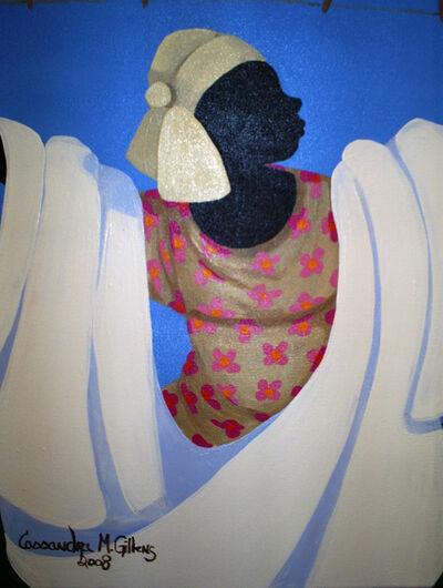Cassandra Gillens, 'White Sheets'