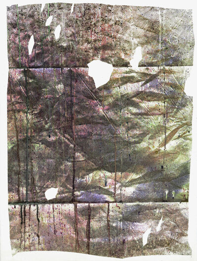 Matt Jacobs, 'Residual Monoprint II (Cracked Screen)', 2016
