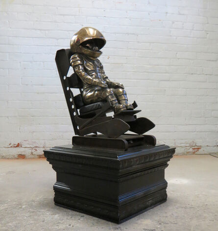 Brandon Vickerd, 'Monument to the  First American in Space', 2014