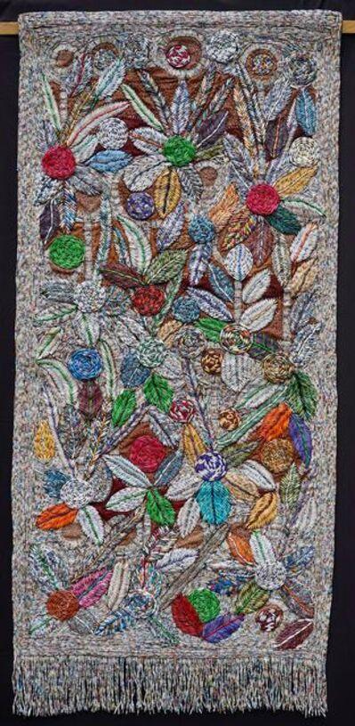 Sanaa Gateja, 'Aralianceae Growth', 2020