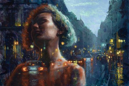 Christopher Clark, 'Dreaming of the City 2', 2020