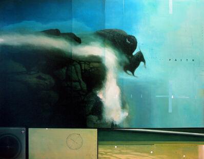 Don Pollack, 'Leap of Faith', 2011
