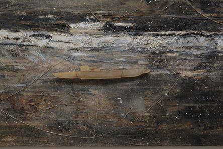 Anselm Kiefer, 'Velimir Chlebnikov', 2004