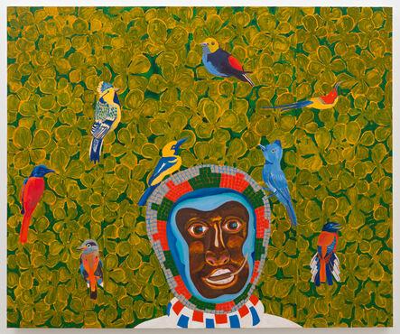 Peter Williams (1952-2021), 'Birdland', 2020