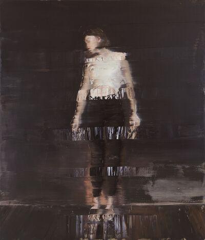 Andy Denzler, 'Black Painter's Room', 2018