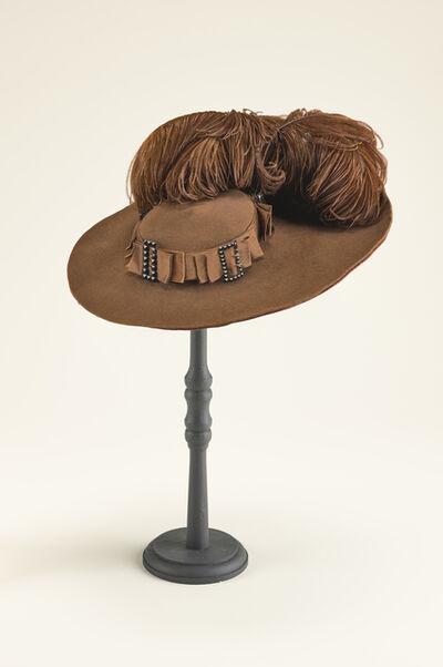 Michniewicz-Tuvée, 'Woman's hat', ca. 1892