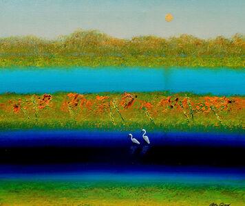 Peter Coad, 'Waterpath II', 2020