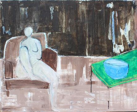 Laura Dargan, 'Lady in Chair II', 2019