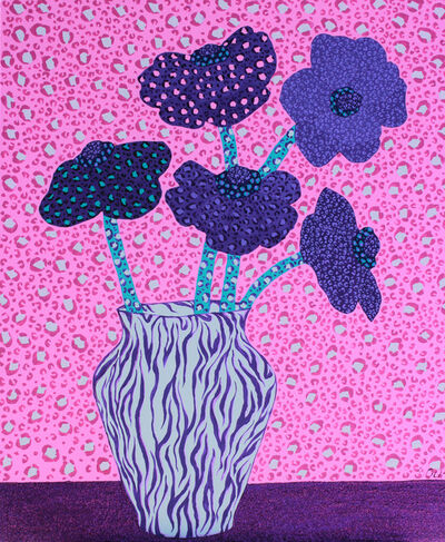 Kim Mi Sook, 'Still Life with Anemone', 2015