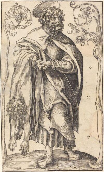 Lucas Cranach the Elder, 'Saint Bartholomew'