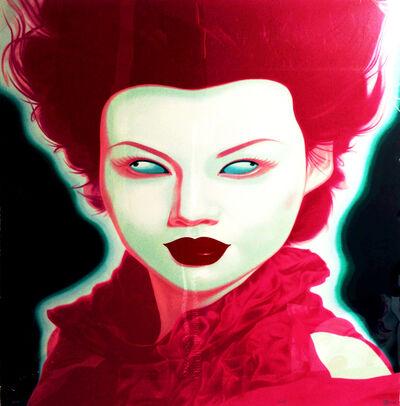 Feng Zhengjie 俸正杰, 'Portrait No 38'