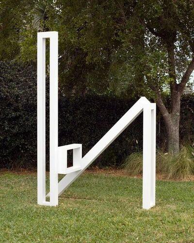 Jane Manus, 'White Box', 2010