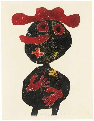 Jean Dubuffet, 'Nez Carotte', 1962