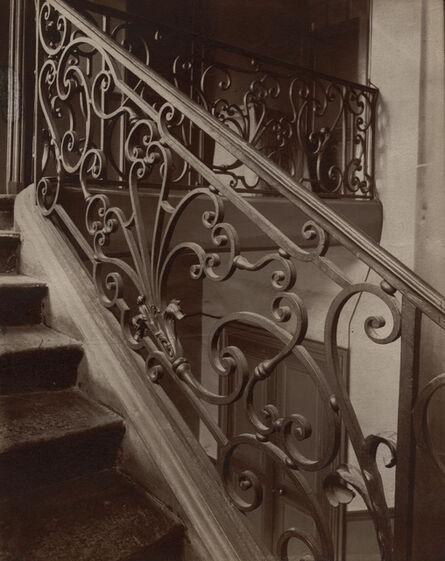 Eugène Atget, 'Ancien Monastere des Benedictines Anglais, 269 Rue St. Jacques', ca. 1900