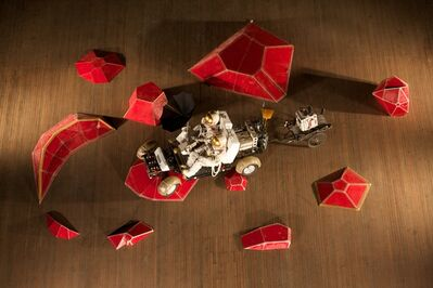 Tom Sachs, 'Mars Yard', 2011-2012