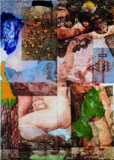 Robert Rauschenberg, 'Index (Japanese Claywork)', 1985
