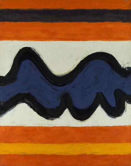 Raymond Hendler, 'Riviera II', 1959