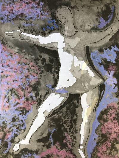 Marino Marini, 'Dancer II', 1977