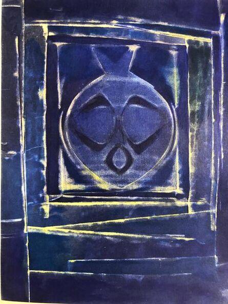 Max Ernst, 'Blue Bird', 1958