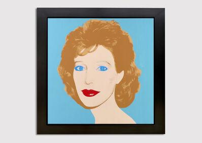 Andy Warhol, 'Linda Oxenberg', 1985