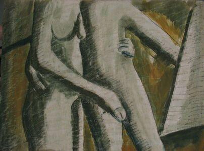 Eric Cadien, 'Segmented Figure', 1980
