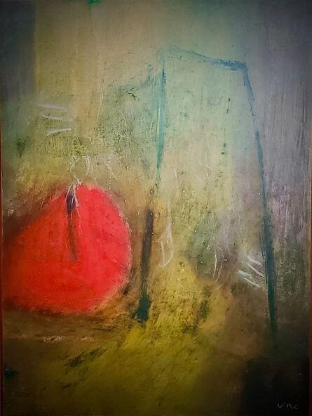 Ulla Neigenfind, 'Seeds: Red, Olive Green', 2010