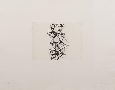 Brice Marden, 'Cyprian Evocation', 1992