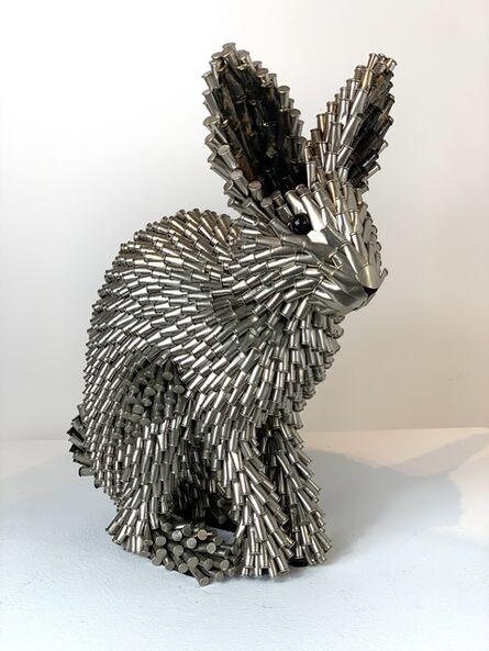 Federico Uribe, 'Silver Rabbit', 2021