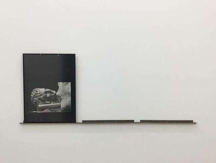 Noé Sendas, 'Resting Hermes (left book page)', 2019
