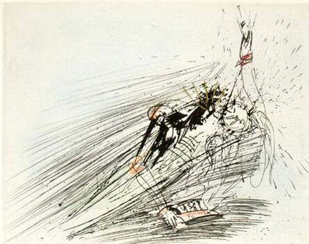 Salvador Dalí, 'Faust et Marguerite', 1968