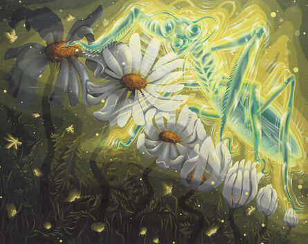 Kat Lyons, 'Transference Bloom', 2021