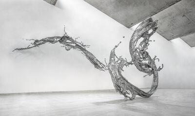 Zheng Lu 郑路, 'Water in Dripping - Splashing', 2014
