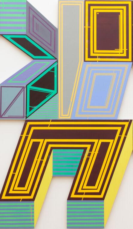 Roman Lang, 'ZIZICAZ-5', 2020