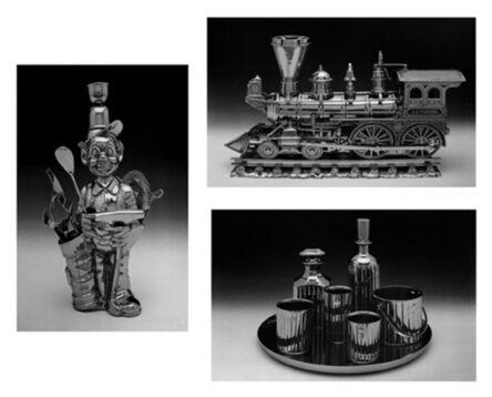 Jeff Koons, 'Luxury and Degredation', 1986