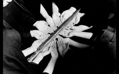 Shirin Neshat, 'All Demons Flee (Women of Allah Series)', 1995