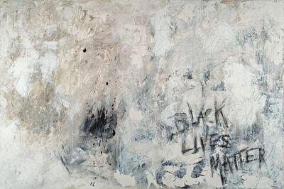 Sandi Parker, 'Black Lives Matter', 2015