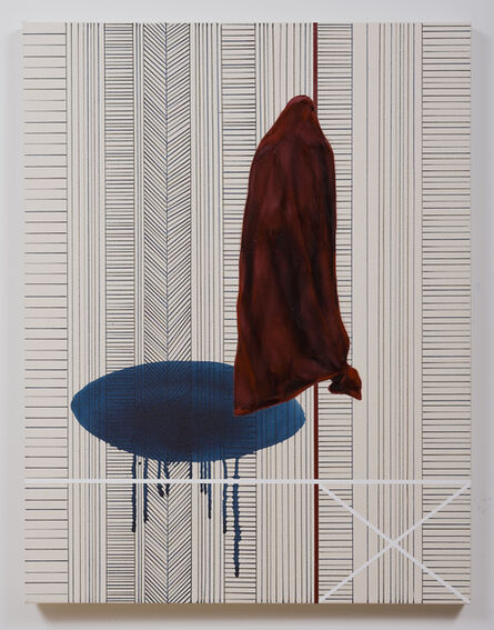 Peter Gynd, 'Blanketed  18-002', 2018