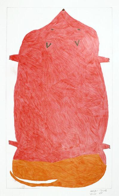 Saimaiyu Akesuk, 'Lemming`s Buttocks Are Dirty', 2013