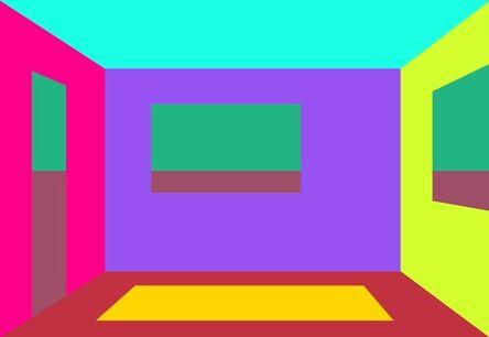 Rafaël Rozendaal, 'this empty room.com', 2016