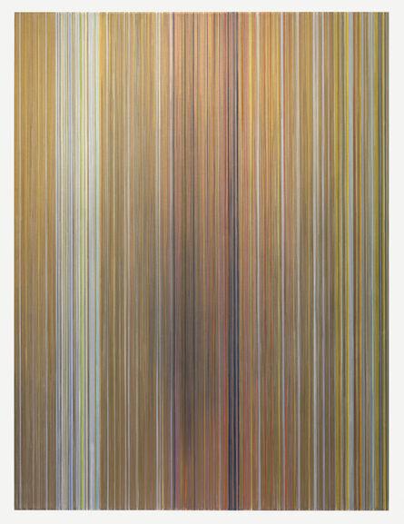 Anne Lindberg, 'moving a perhaps', 2017