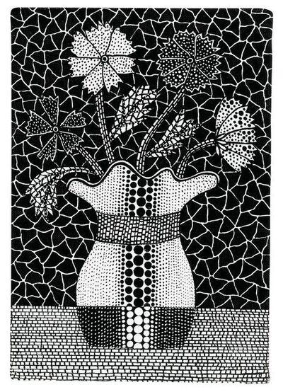 Yayoi Kusama, 'Flowers', 1991