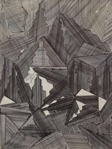 Jorge Pablo Hernandez, 'New York City in Black and White', 2017