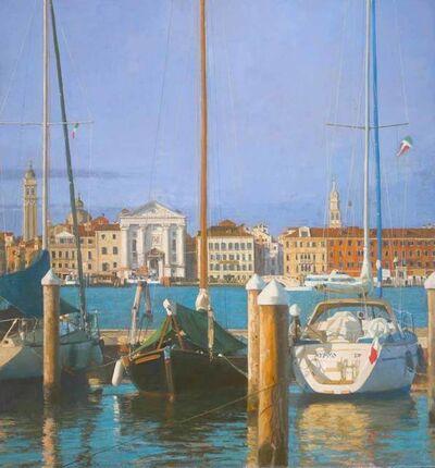 Nicholas Verrall, 'Vivaldi's Church (Chiesa della Pieta) Venice', 2020
