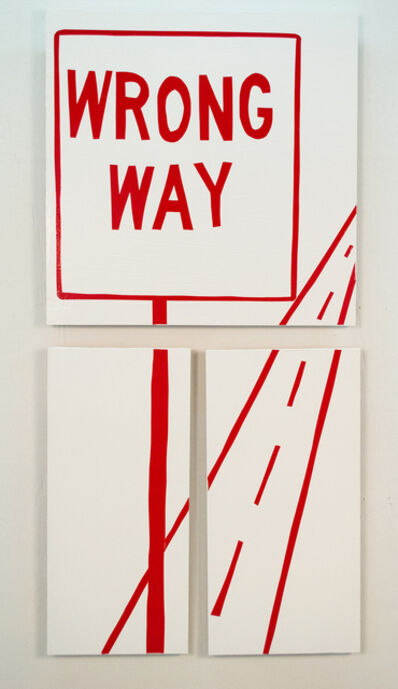 Ethel Shipton, 'Wrong Way', 2014