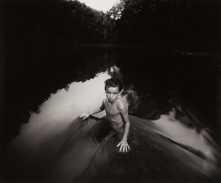 Sally Mann, 'The Last Time Emmett modeled Nude', 1987