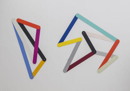 Eliane Prolik, 'Defórmica 95 A e B', 2020