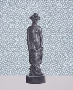 Jen Mazza, 'Untitled (Vallotton, Green)', 2015