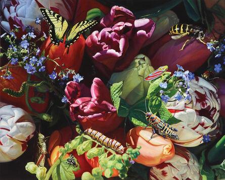 Marc Dennis, 'The Exuberant Garden', 2020