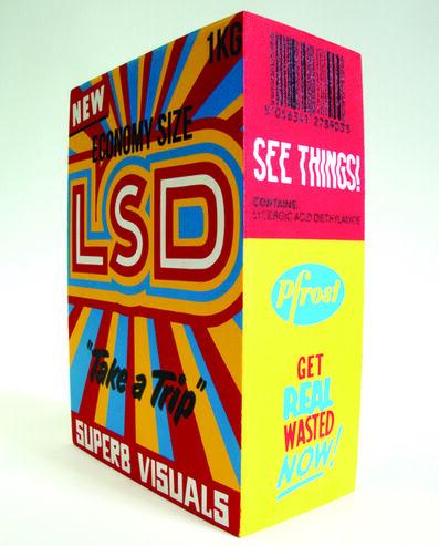 Ben Frost, 'LSD', 2017