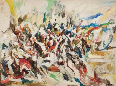 Robert Goodnough, 'Grecian Landscape', 1960